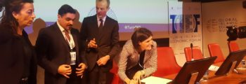 TIEF 2017: firmato memorandum per incontri B2b tra imprese a Dubai e a Torino