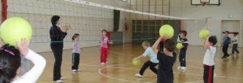 Lezioni sportive integrative per gli alunni delle scuole dell'obbligo
