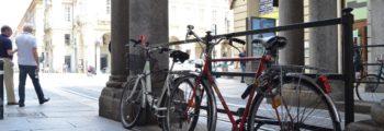 Mobilità: cofinanziato il collegamento ciclabile tra Porta Nuova e Porta Susa
