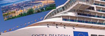 Pacchetti turistici su Torino per gli ospiti di Costa Crociere