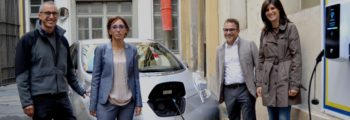 A Torino 22 colonnine di ricarica per le auto elettriche