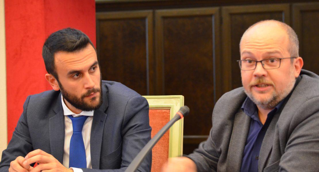Fabio Versaci e Federico Mensio presentano il nuovo regolamento nomine di Torino