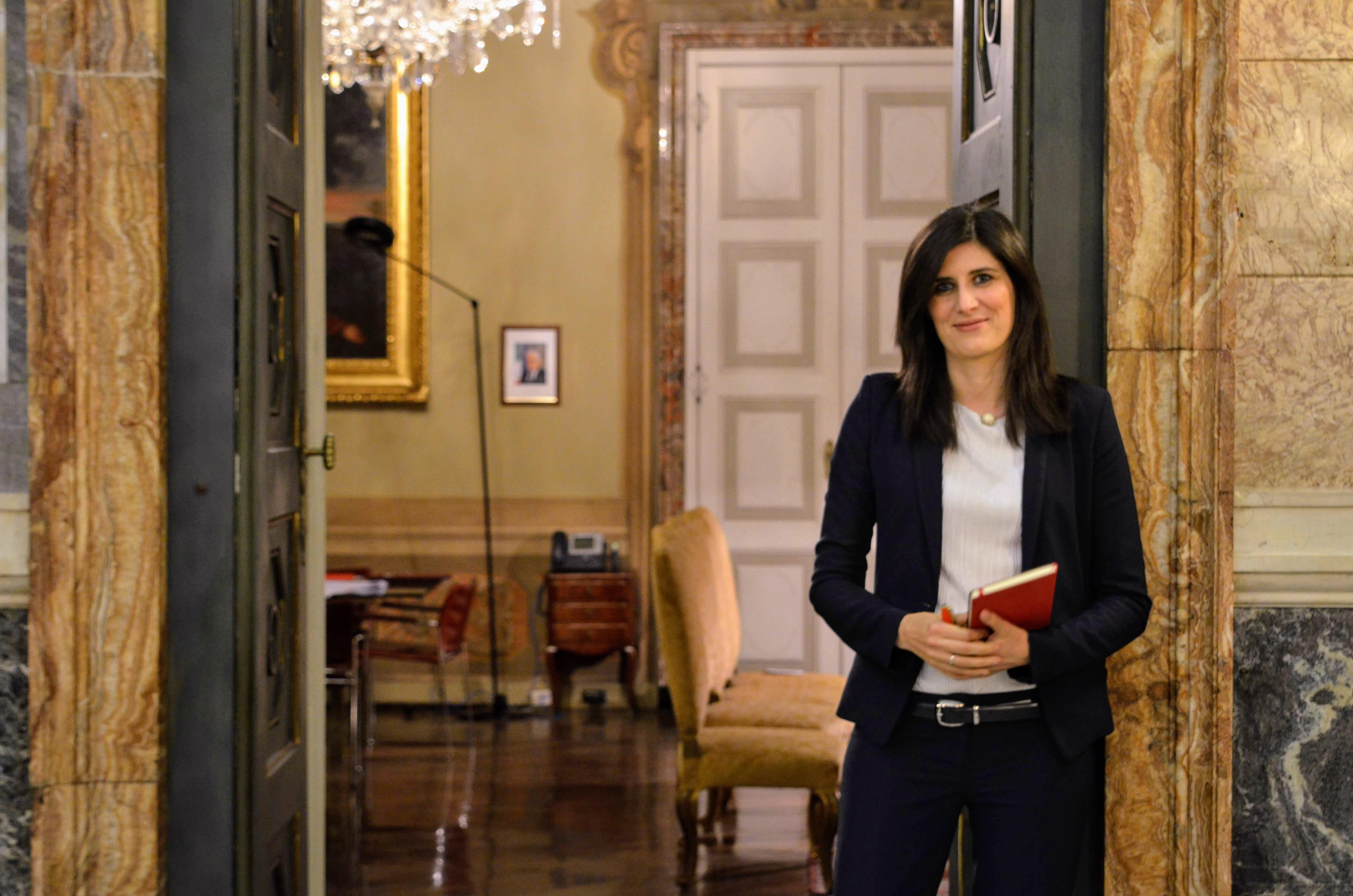 Torino, la porta della sindaca appendino è aperta
