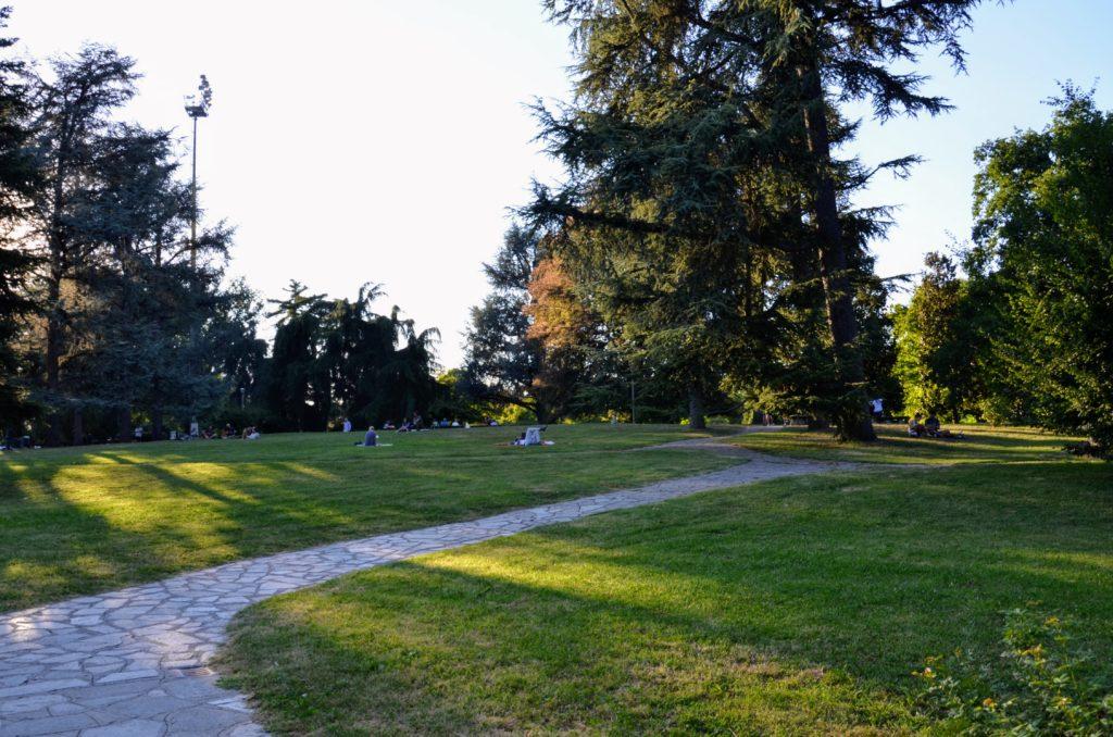 Parco del Valentino a Torino